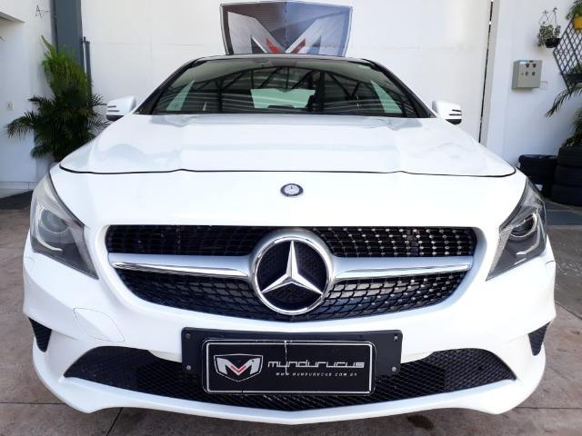 Mercedes Benz Cla 200 1.6 First Edition TB 2013/2014 Branca