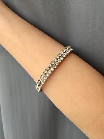 Bracelete strass