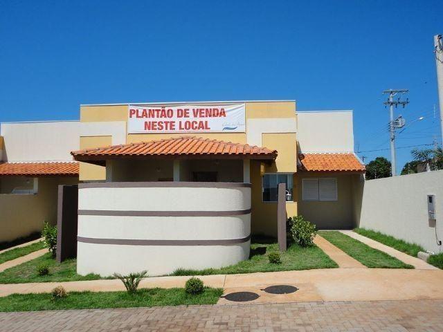 Alugo Casas Condomínio Fechado em Três Lagoas / MS - 3 quartos