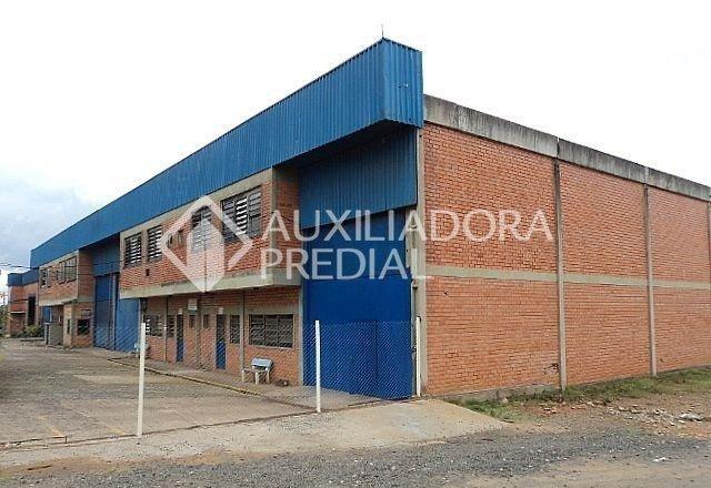 Galpão/depósito/armazém para alugar em Distrito industrial, Cachoeirinha cod:255197
