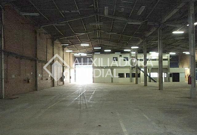 Galpão/depósito/armazém para alugar em Distrito industrial, Cachoeirinha cod:255197 - Foto 5