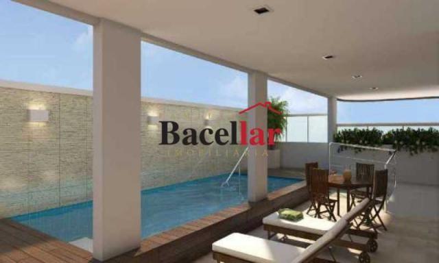 Apartamento à venda com 2 dormitórios em Tijuca, Rio de janeiro cod:TIAP22973 - Foto 2