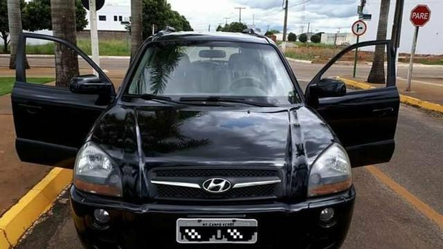 tucson 2009 2010 gls 2.0 aut completa - 2009