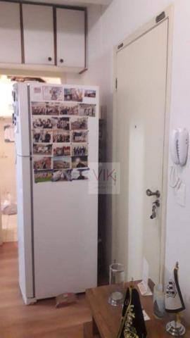 Kitnet à venda, 34 m² por r$ 135.000,00 - botafogo - campinas/sp - Foto 11