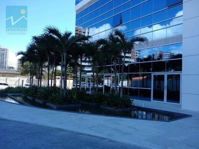 Sala para alugar, 30 m² por R$ 2.600/mês - Aldeota - Fortaleza/CE - Foto 8