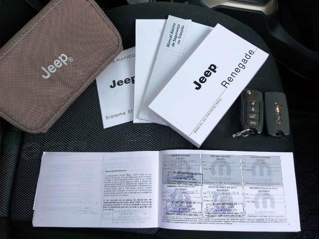 Jeep Renegade Longitude 1.8 Flex Automatico - Foto 18