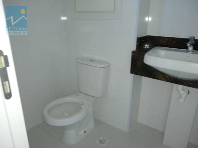 Sala para alugar, 30 m² por R$ 2.600/mês - Aldeota - Fortaleza/CE - Foto 2