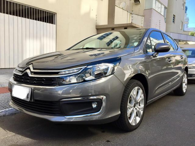Citroen C4 Lounge Fell 1.6 Turbo Aut. 2019 - Único Dono - Foto 2