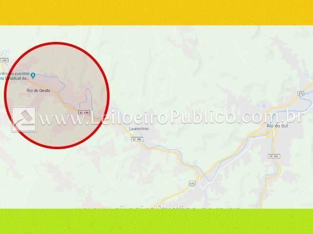 Rio Do Oeste (sc): Terreno Rural 101.343,75 M² igqje mezbv - Foto 3