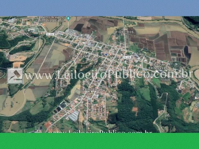 Rio Do Oeste (sc): Terreno Rural 101.343,75 M² deqkz wvsvd - Foto 3