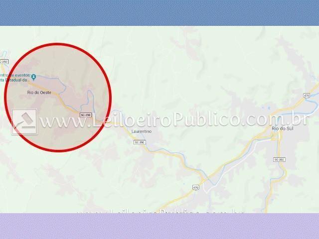 Rio Do Oeste (sc): Terreno Rural 101.343,75 M² dxjfp wfckh - Foto 3