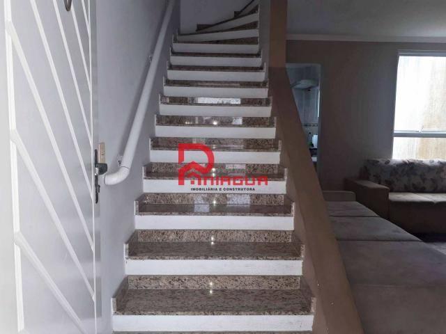 Casa de condomínio para alugar com 3 dormitórios em Canto do forte, Praia grande cod:1251 - Foto 8