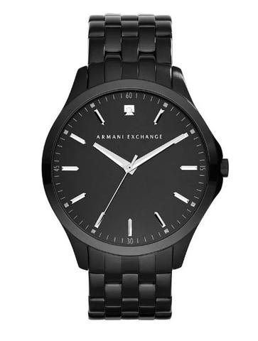 Relógio Armani Exchange Slim Black Ax2159
