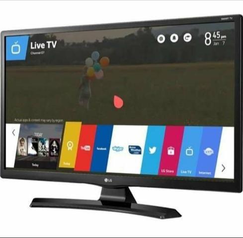 28 TV LG Smart HDMI Wifi integrado , entrada USB - Foto 3