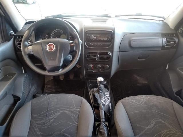Fiat - Siena ELX 1.4 Flex e GNV, Completo, Som, Trava, Alarme, Revisado, Garantia - Foto 8