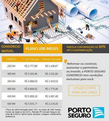 Consórcio Porto Seguro - imobiliário comercial, residencial e veraneio - Foto 2