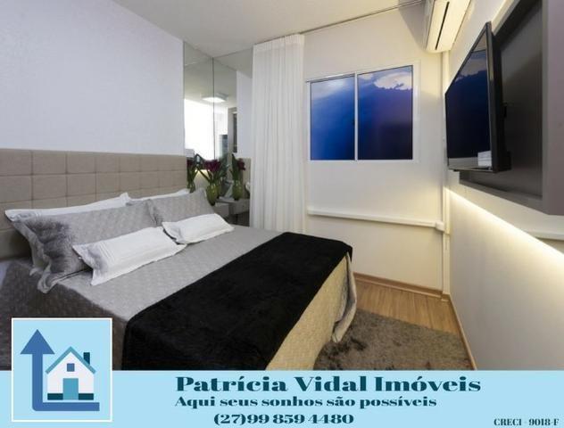 PRV56-Apartamento 2qtos com quintal programa minha casa minha vida lazer segurança total - Foto 4