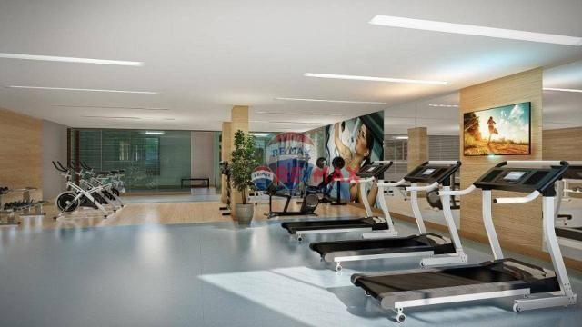 Apartamento com 3 dormitórios à venda, 74 m² por r$ 283.601 - candeias - vitória da conqui - Foto 19