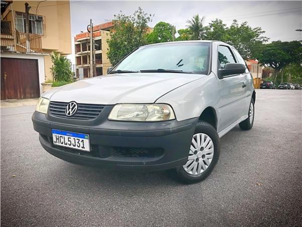 Volkswagen Gol 1.0 mi city 8v gasolina 2p manual g.iii