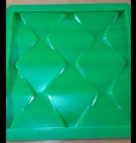 Formas para fabricação de placas 3d