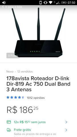 Roteador D-Link DIR-819