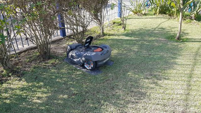 Robô Cortador de Grama Husqvarna Automower - Foto 4