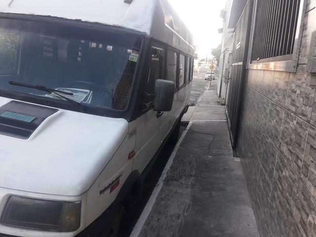 Van iveco carro muito bom trabalhando - Foto 3