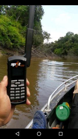 Telefone via satélites - Foto 3