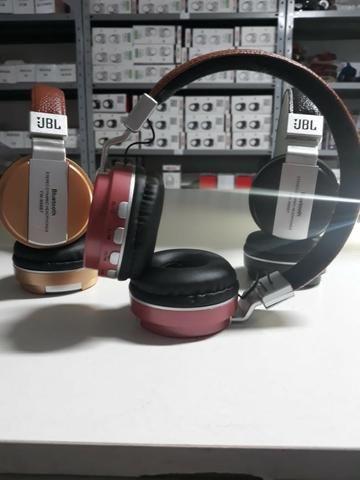 Fone De Ouvido Bluetooth JBL Yw-998bt Novo - Foto 4