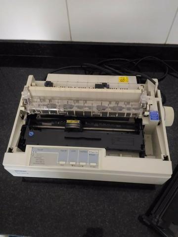 Impressora Matricial Epson LX 300 II - Foto 2