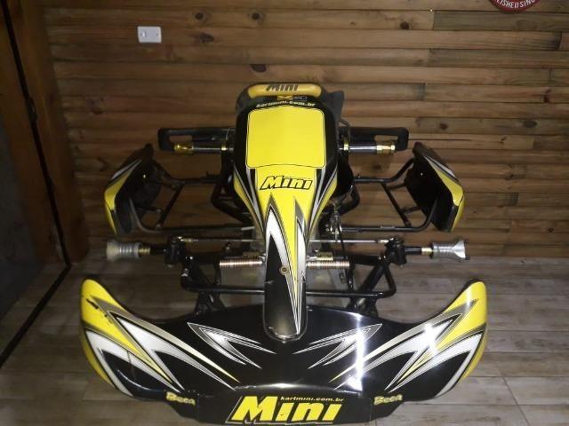 Kart Mini 2012 - Excelente estado