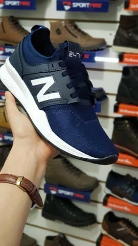 Tênis New Balance Preto - Foto 5
