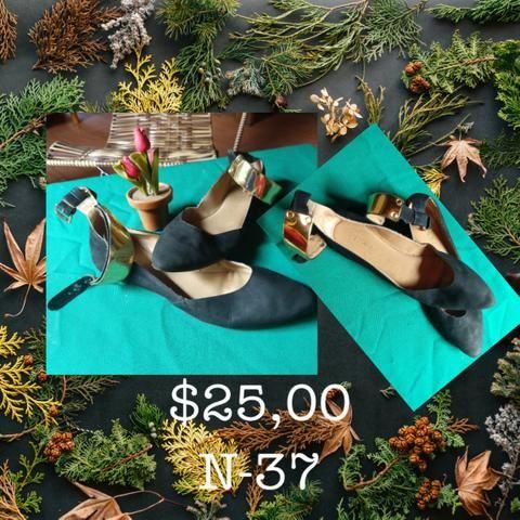 Sapatos lindos e baratos - Foto 4