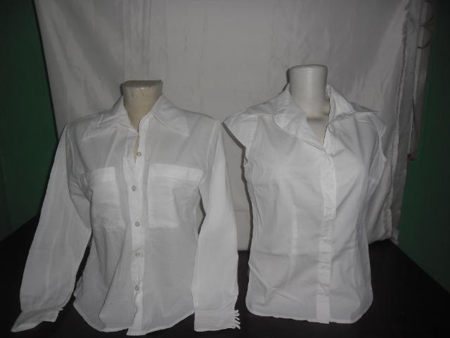 Lote contendo 8 blusas tamanho (P) R$ 50,00 - Foto 4