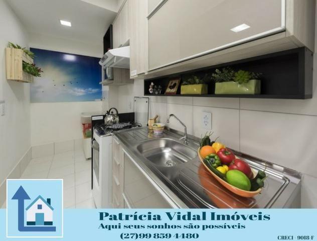 PRV56-Apartamento 2qtos com quintal programa minha casa minha vida lazer segurança total - Foto 9