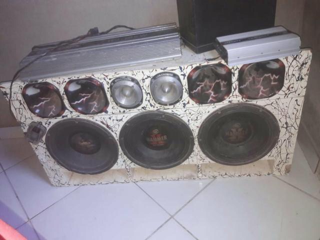 Vendo um som altomotivo, preço a combinar - Foto 5