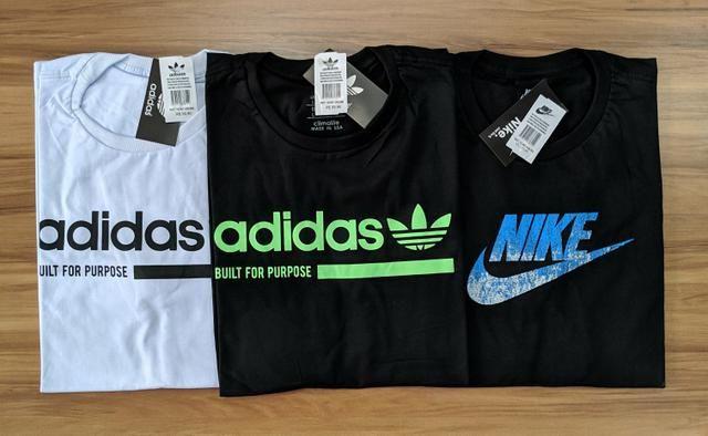 ATACADO Camisetas premium 1linha com tag - Foto 2
