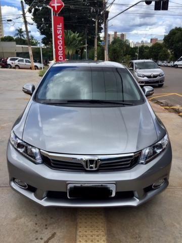 Honda civic 2.0 lxr flex one 13/14