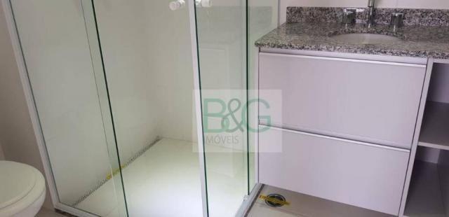 Studio com 1 dormitório para alugar, 34 m² por r$ 2.102,00/mês - ipiranga - são paulo/sp - Foto 17