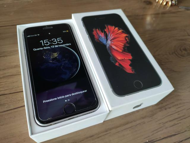 IPhone 6S 16gb Black Friday abaixei!! - Foto 2