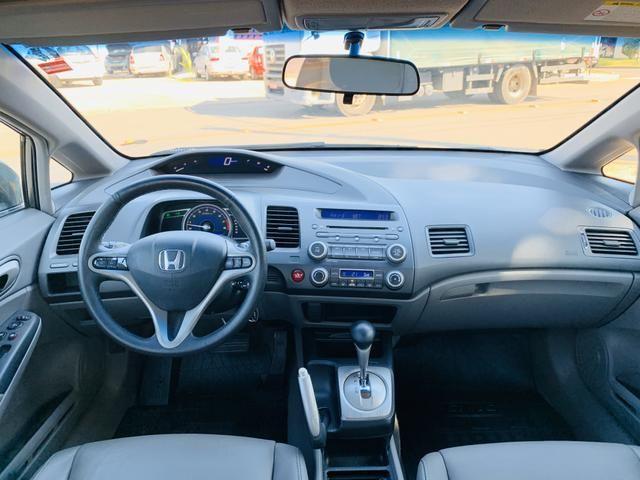 Civic LXL 1.8 Flex Automático (Aceitamos Trocas e Financiamos) - Foto 10
