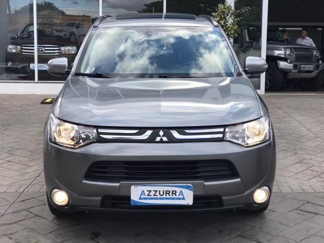 Mitsubishi outlander 2.0 16v gasolina 4p automático 2014