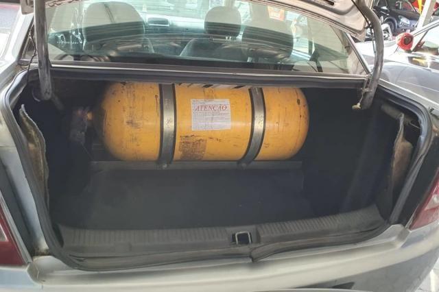 Astra 2.0 mod 2009 R$19.900,00 kit gnv - Foto 3