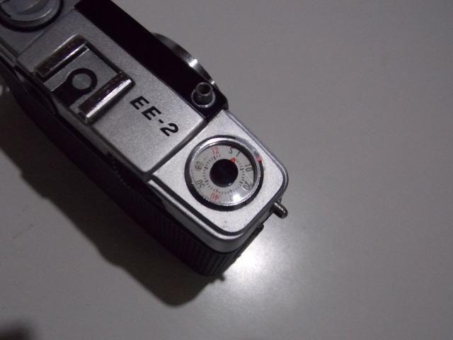 Câmera Fotográfica Olympus Plus Ee-2 Analógica - Foto 3