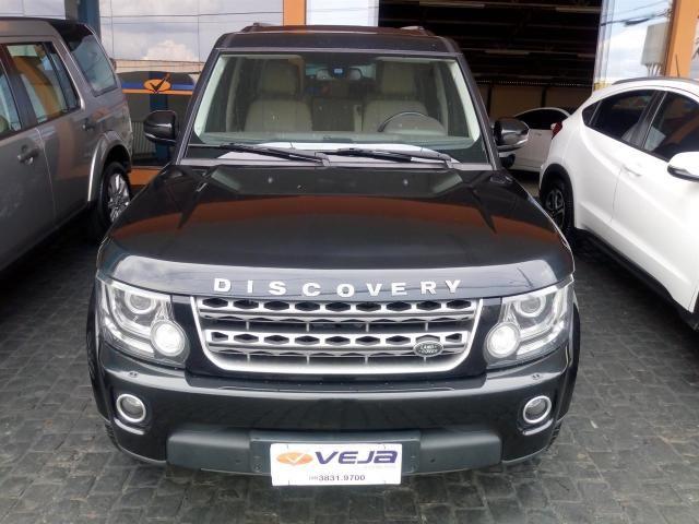 LAND ROVER DISCOVERY 4 2014/2014 3.0 SE 4X4 V6 24V BI-TURBO DIESEL 4P AUTOMÁTICO