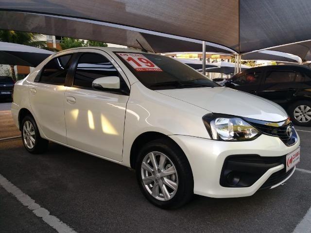 Toyota Etios Sedan 1.5 X Plus 2019
