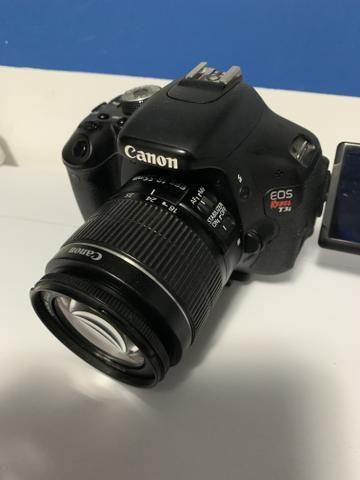 Canon T3i - Foto 2