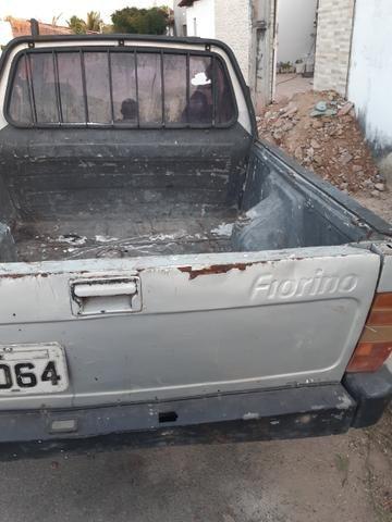 Fiat Fiorino 1991 para trabalho! muito boa - Foto 3