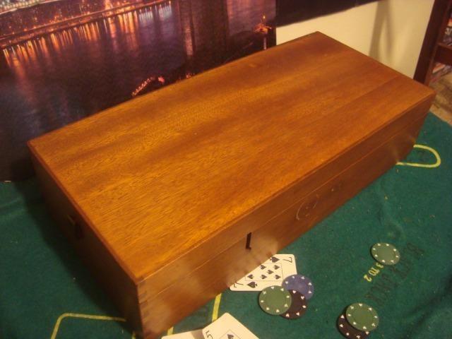 Atari frente madeira na caixa de madeira 2 controles - Foto 4