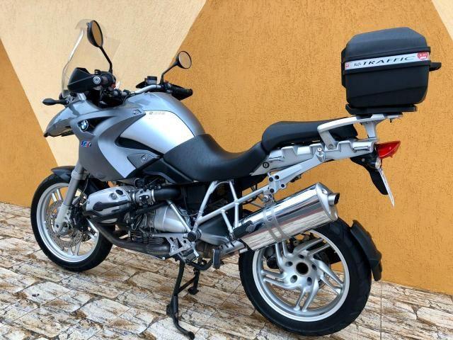 Seja notado! Poderosa BMW r1200 GS! - Foto 9